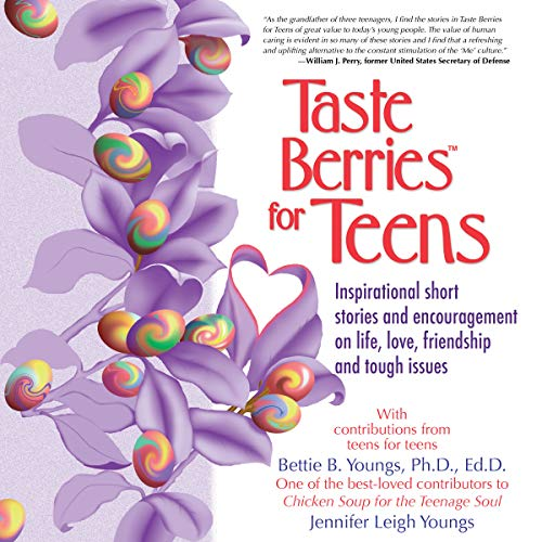 Taste Berries for Teens audiobook cover art