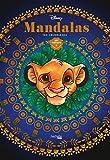 Art-thérapie Disney Mandalas - 100 coloriages