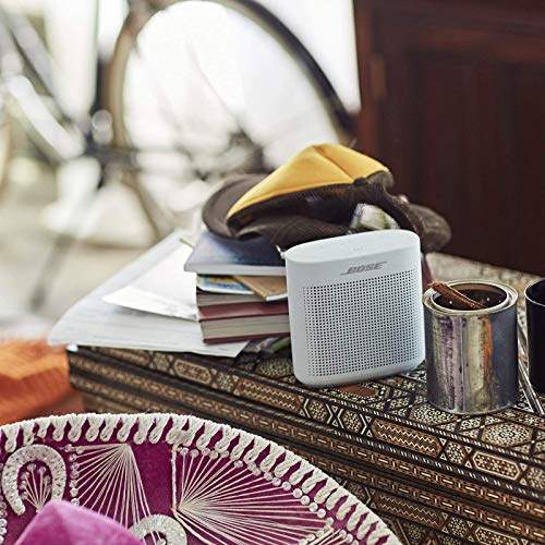 Bose Sound Link Color Bluetooth Speaker II, Polar White - 752195-0200