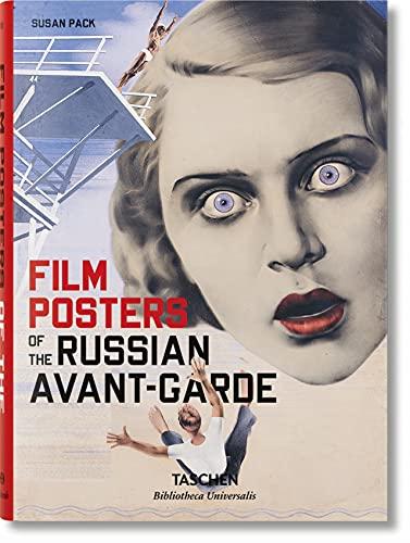 Film posters of the Russian avant-garde. Ediz. inglese, francese e tedesca: BU