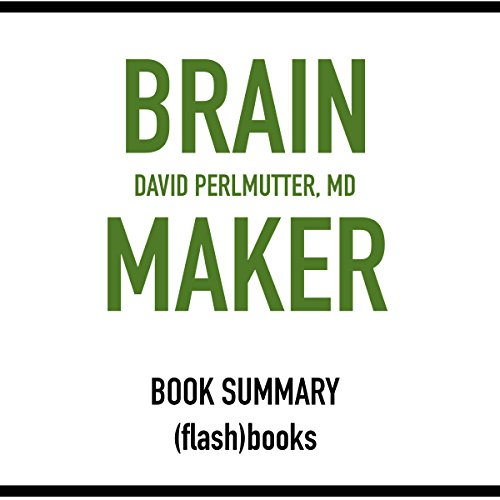 Brain Maker audiobook cover art