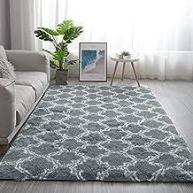 Amazon Com Wool Gray Area Rugs