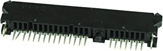 AMPHENOL ICC (FCI) - 10017660-001LF - SATA Connector, Receptacle, 22 Position, Through Hole