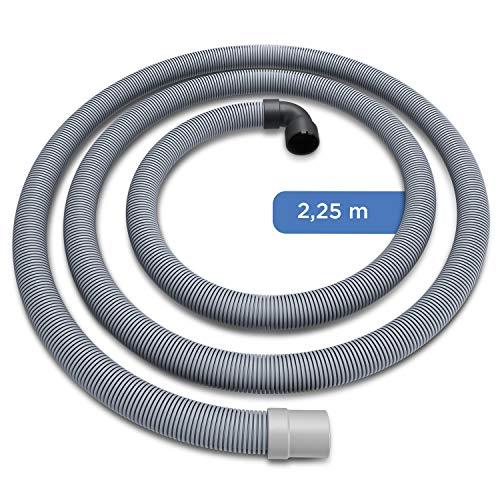 Abwasserschlauch Ersatz für AEG 14000357101/9 Ablaufschlauch für Geschirrspüler Spülmaschine von Zanker Electrolux Privileg