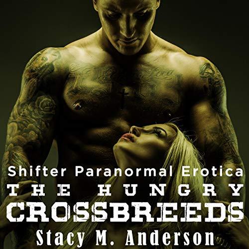 Shifter Paranormal Erotica cover art