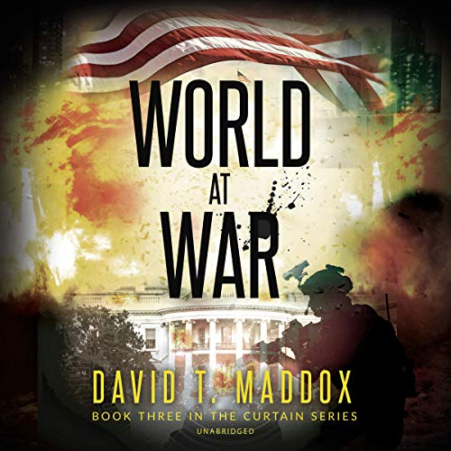 World at War audiobook cover art