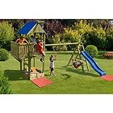 Spielanlage / Spielturm / Kinder Schaukel Big Snake Multi Play