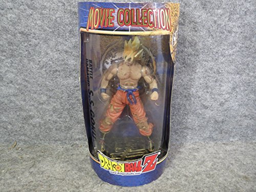 Dragon Ballz Movie Collection Battle Damaged S.S. Goku by If-Labs