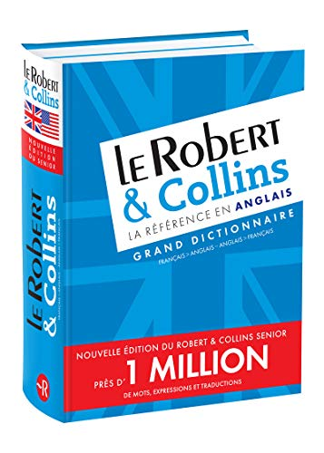 Dictionnaire Le Robert & Collins Anglais - Senior