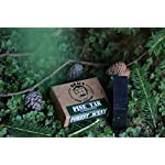 Big Al's Pine Tar Soap (1) 5oz Bar With Natural Ingredients and Essential Oils, Forest Scent 3