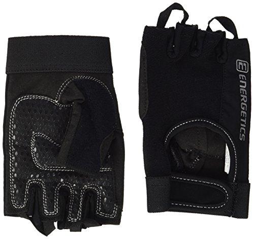 ENERGETICS Training 310 Handschuhe, Schwarz/Grey, One Size