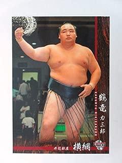 BBM2016大相撲カード■レギュラーカード■No.01鶴竜 力三郎/横綱