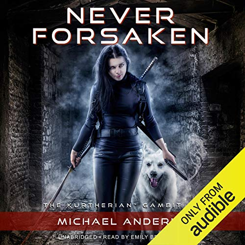 Never Forsaken cover art