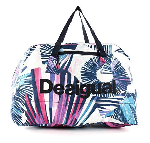 Desigual Gym Bag Arty Blanca UNICA blanco
