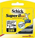 シック スーパー2プラスX替刃 9個