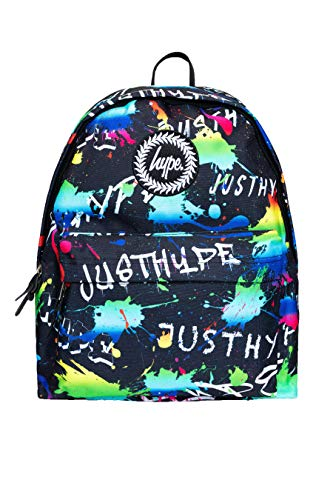 HYPE Paint Splat Graffiti Backpack