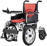 Carrozzina elettrica Sedia a rotelle elettrica pieghevole per adulti disabili Anziani Batteria compatta agli ioni di litio e grande carrozzina elettrica Scooter mobile a ruota anteriore con portata di
