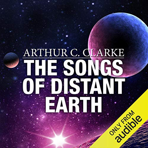 The Songs of Distant Earth audiobook cover art