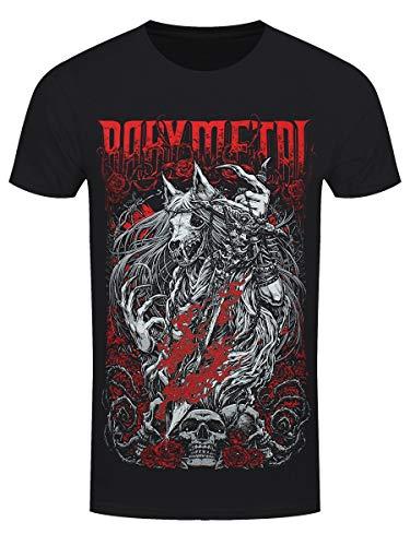Babymetal ROSEWOLF T-Shirt S