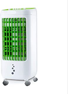 Móvil Climatizador Evaporativo Portátil Por evaporación del refrigerador de aire, aire acondicionado móvil, ventilador de refrigeración industrial, purificador de aire Silencio 3 velocidades del venti