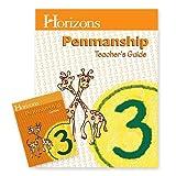 Horizons Penmanship Grade 3 Set