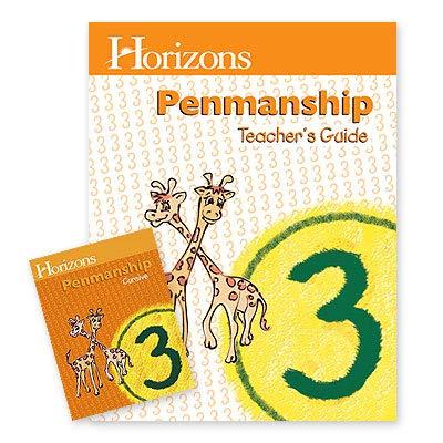 Horizons-Penmanship Complete Set (Grade 3)