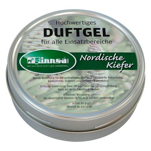 Preisvergleich Produktbild Finnsa Hochwertige Duftgeldosen 80 g,  Nordische Kiefer