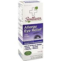 Similasan Allergy Eye Relief Eye Drops 0.33 Ounce