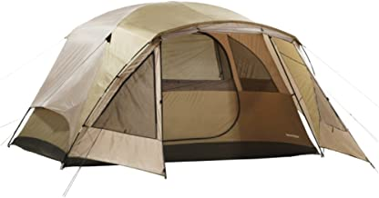 6 Person Tent Wilderness Lodge With Vestibule For Element Protection