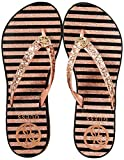 GUESS Women's ENZY2 Sandal, Pink, Numeric_5