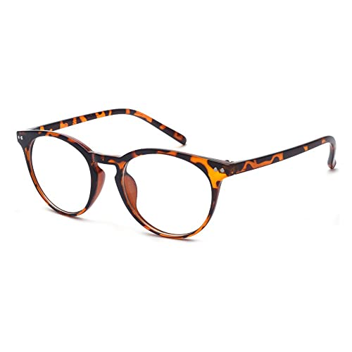 11b971ae5c Outray Vintage Inspired Small Nails Round Clear Lens Glasses