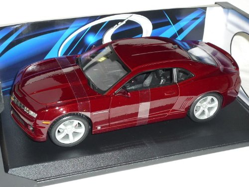 Maisto Chevrolet Chevy Camaro 2010 Ss RS Coupe Rot Braun 1/18 Modellauto Modell Auto