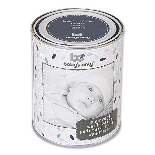 Baby's Only - Muurverf 1 liter jeans