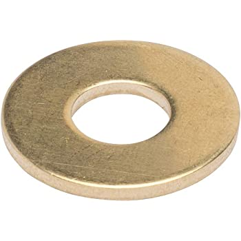 """Solid Copper Washer Copper Flat Washer 5//16/'/' I.D x 3//4/"""" O.D."""