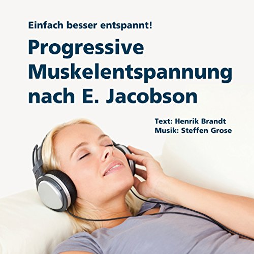 Progressive Muskelentspannung nach E. Jacobson cover art