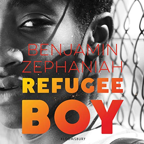 Refugee Boy cover art