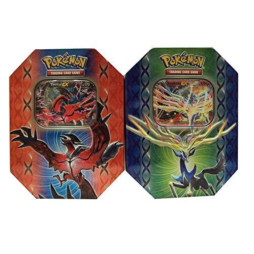 Pokémon Jeu de Cartes XY TCG 2014 Légende du Printemps de Kalos EX Booster Packs Boîtes –...