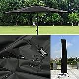 <span class='highlight'>SWL</span>-<span class='highlight'>seller</span> Weatherproof Banana Cantilever Outdoor Patio Parasol Umbrella Protective Cover