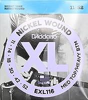 D'Addario EXL116×10SET エレキギター弦