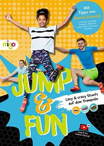 Jump & Fun: Lazy & crazy Stunts auf dem Trampolin