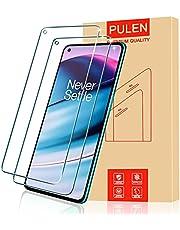 PULEN Screen Protector voor OnePlus Nord CE 5G/OnePlus Nord 2, gehard glas folie, 2 verpakkingen