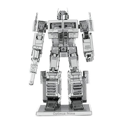 Metal Earth Fascinations Transformers Optimus Prime 3D Metal Model Kit