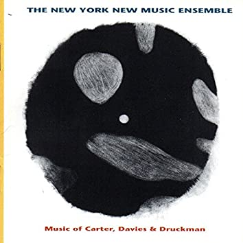 Music of Carter, Davies & Druckman