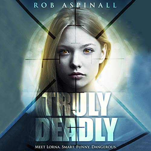 Truly Deadly audiobook cover art