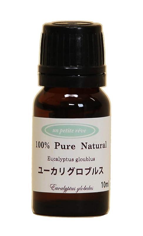 ユダヤ人スリンク枯れるユーカリグロブルス 10ml 100%天然アロマエッセンシャルオイル(精油)