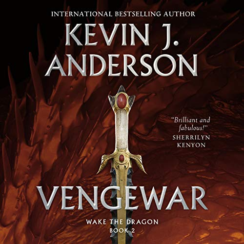 Vengewar cover art