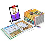 BYJU'S Magic Workbooks: Disney, Kindergarten Premium Kit - Ages 4-6 - Featuring Disney & Pixar Characters - Learn Letter Sounds, Sight Words, Numbers & Colors - Powered by Osmo - Works with iPad