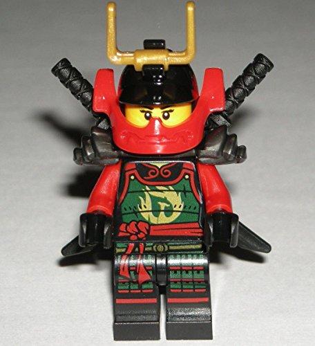 LEGO® NinjagoNYA Minifig Samurai X Zukin Ninja DBX Figure 70750