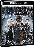 Animales Fantásticos: Los Crímenes De Grindelwald 4k Uhd [Blu-ray]
