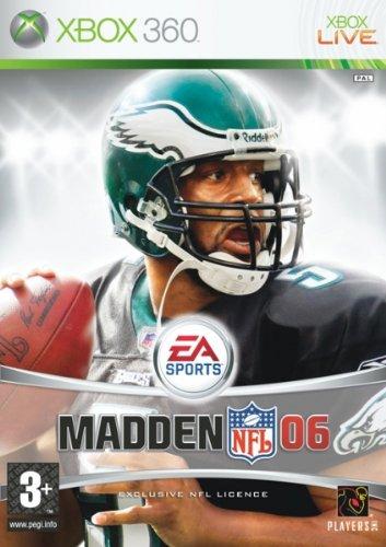 Electronic Arts Madden NFL 06, Xbox 360 - Juego (Xbox 360, Xbox 360)